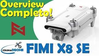 Xiaomi FIMI X8 SE - Overview Completo colunaDRONE
