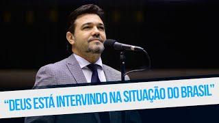 DEUS ESTÁ INTERVINDO NO BRASIL - Marco Feliciano