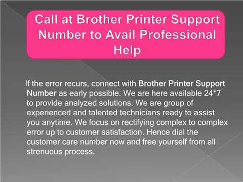 Brother printer error 0x000005b3