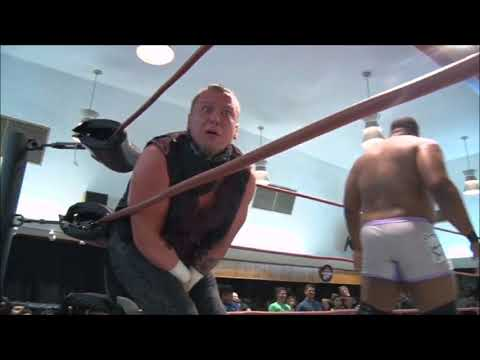 PWG: keith lee, brian cage, and sami callihan try to outdo each other!!
