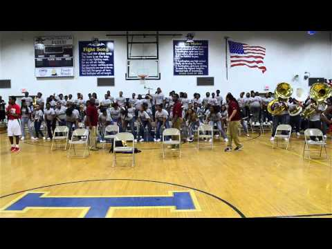 Huntington High School BOTB 2015