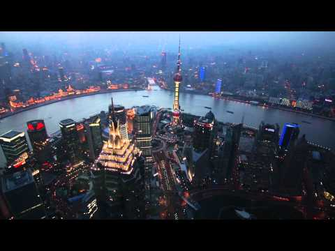 Polluted Shanghai - Pearl Tower