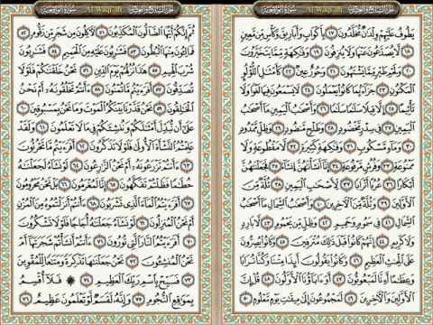 Tilawah Al Waqiah Spontanitas Abu Fiya Choirul Anam