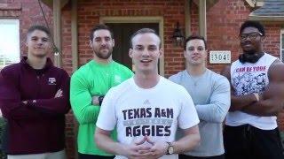 Aggie Football Carpool Karaoke | Yell Kruger