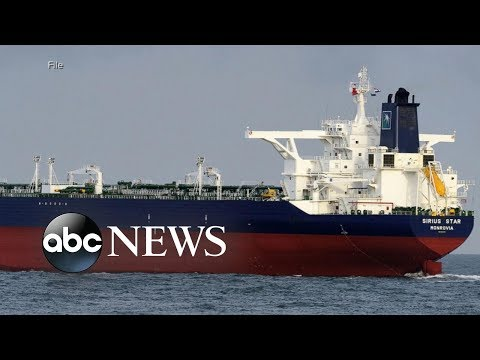 2 Saudi Arabia oil tankers 'sabotaged'