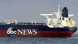 2 Saudi Arabia oil tankers