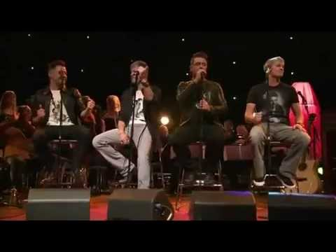 One Direction Vs. Westlife - Viva La Vida