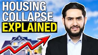 The Upcoming 2021 Real Estate COLLAPSE Explained   Housing CRISIS Gets Worse