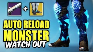 THE AUTO-RELOADING PVP MONSTER!! (Destiny 2)