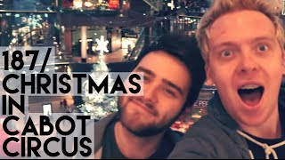 187 - Christmas in CABOT CIRCUS! | Bristol