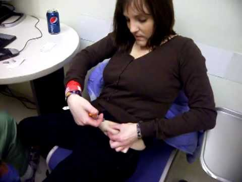 Lovenox anticoaculation injection Jan 17, 2012