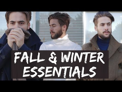 Fall/Winter Essentials 2017 | Mens Fashion 2017 | TheGentlemansCove