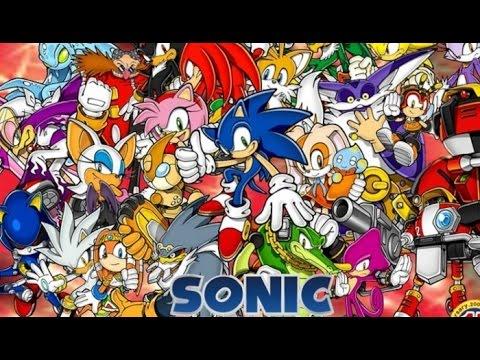 Top 5 juegos de Sonic para PC 2015 + Links de descarga -