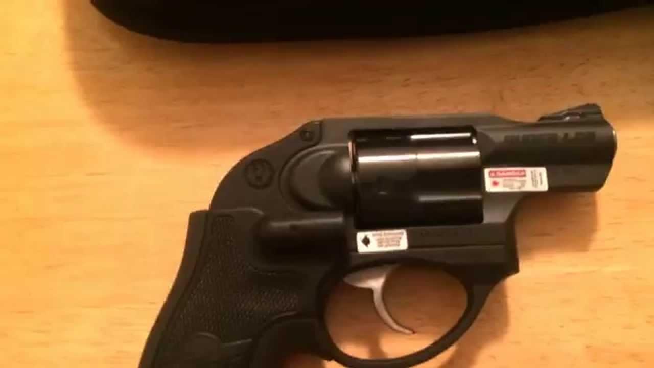 Ruger Lcr Revoler Pistol Review With Crimson Trace Laser