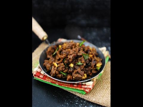 Beef Fry Recipe By MariasMenu