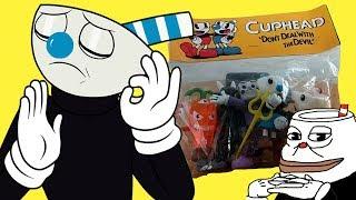[Unboxing] Figuras Bootleg de Cuphead - [HD]