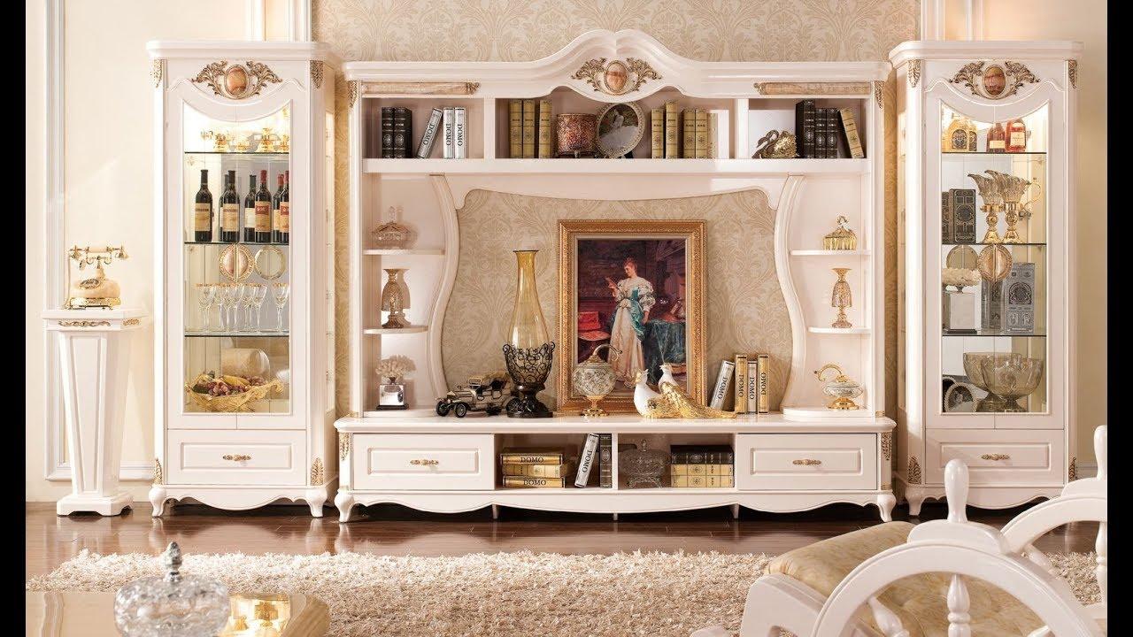 мебель для гостиной классика 2018 Living Room Furniture