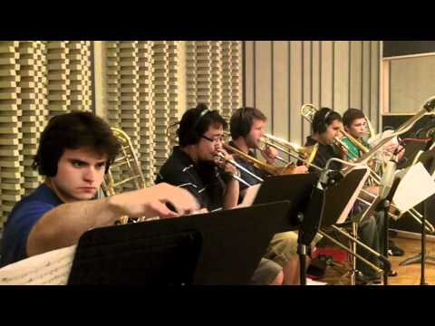 The Beat in Progress - UNT Two O'Clock Lab Band