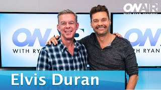 Ryan Seacrest Shares How Elvis Duran Inspired His Career | On Air With Ryan Seacrest