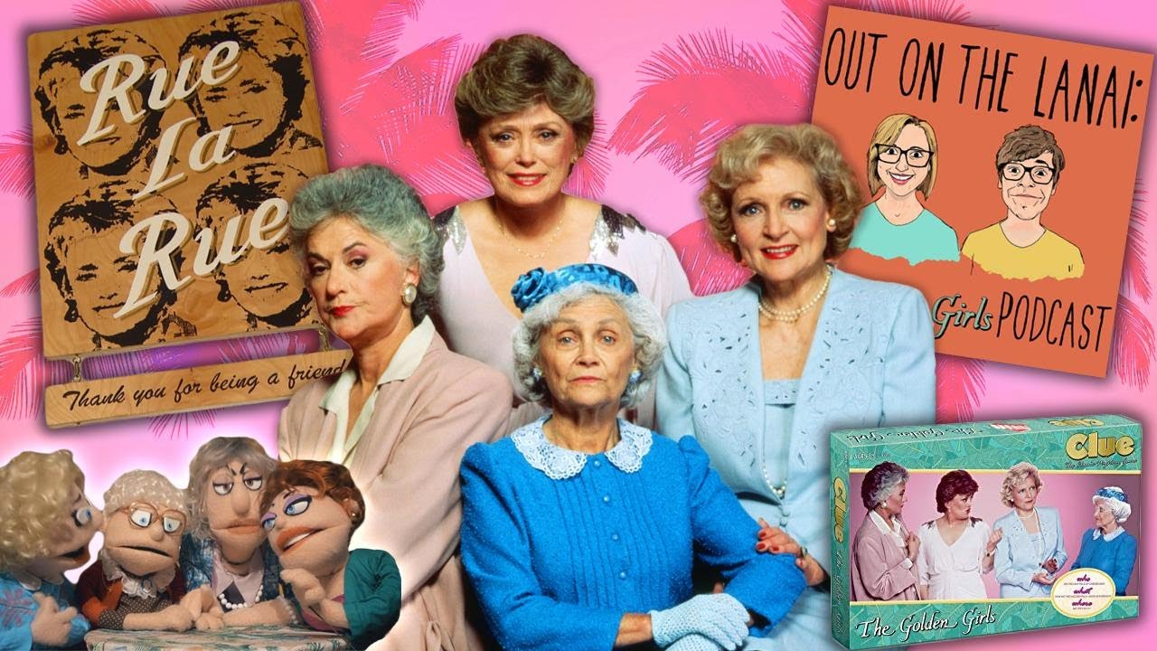 Why Millennials Are Obsessed With The Golden Girls Youtube