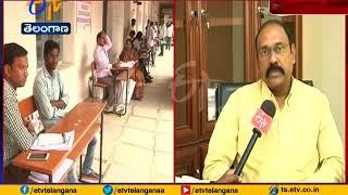 Everyone Should Cast a Vote | Nagar Kurnool Dist Collector Sridhar Interview
