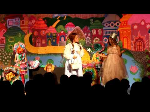 Wizard of Oz BES Childrens Theatre