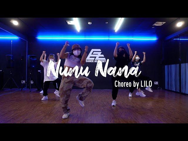 [동탄댄스학원] 동탄이지댄스 Jessi (제시) - '눈누난나 (NUNU NANA)'  CHOREOGRAPHY BY LILO