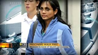 Crime lab scandal could send criminals on the street