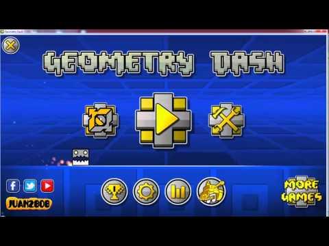 Geometry Dash 2.01 Jump Hack 2016 (Free Download)