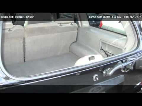 Ford Explorer Xlt Direct Auto Outlet Llc