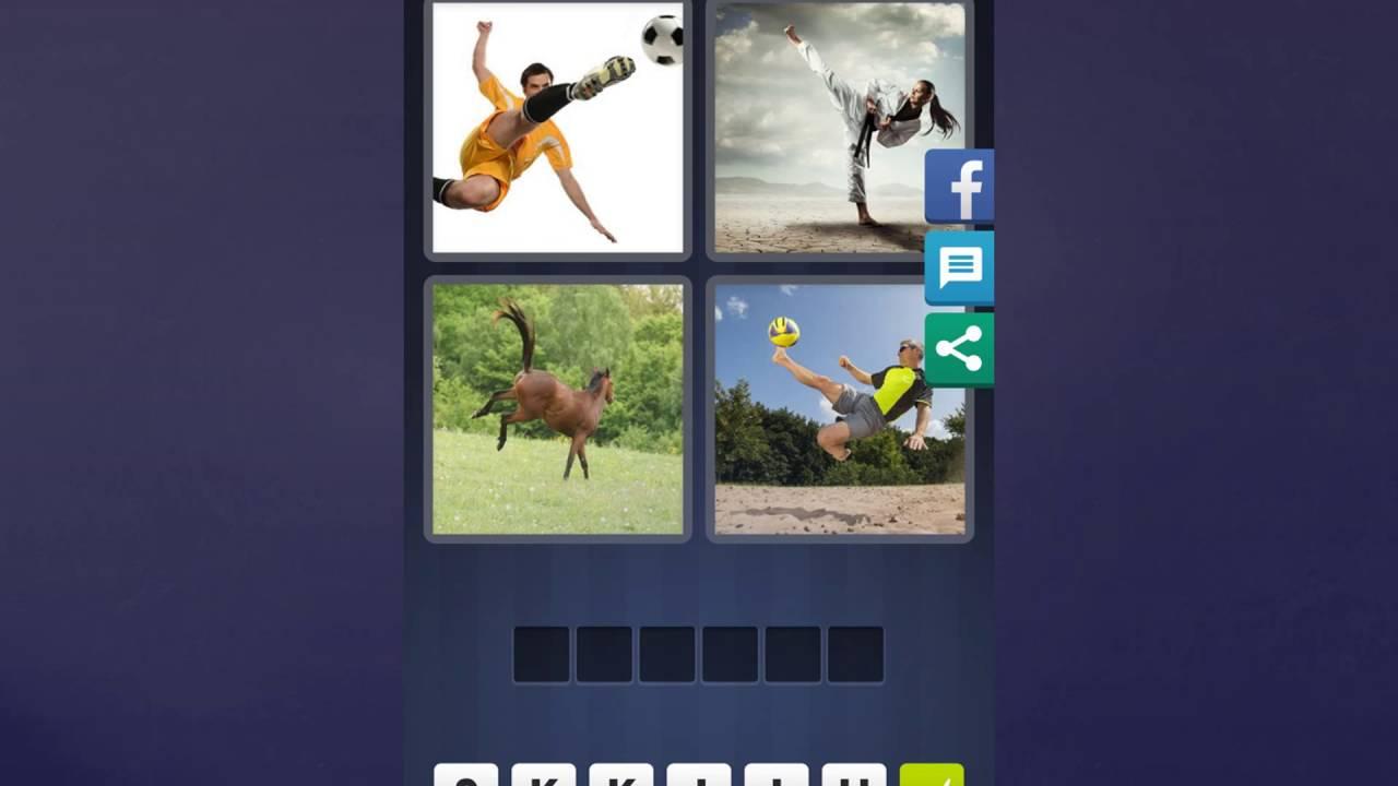 4 Bilder 1 Wort Fußballer