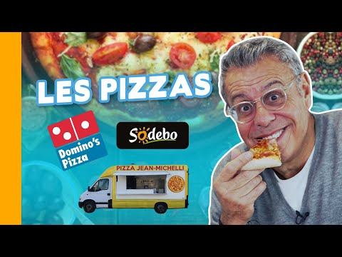 🍕Les Meilleures Pizzas ! Domino's Pizza, Pizza du Camion ou Pizza Sodebo ?