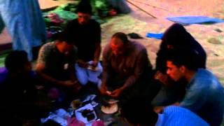 Ramadan and breakfast New Suez Canal workers in 2015