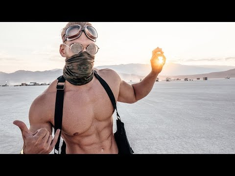 7 Tage mitten in der Wüste Nevadas!! Burning Man Festival I