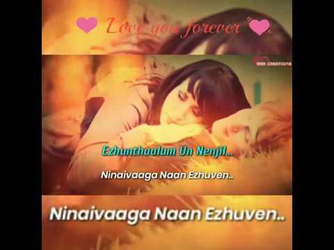Thavam Indri Kidaitha Varamey song||Lovely lyrical version Tamil whatsapp status