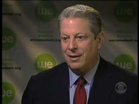 Gore: Go Green In 10 Years