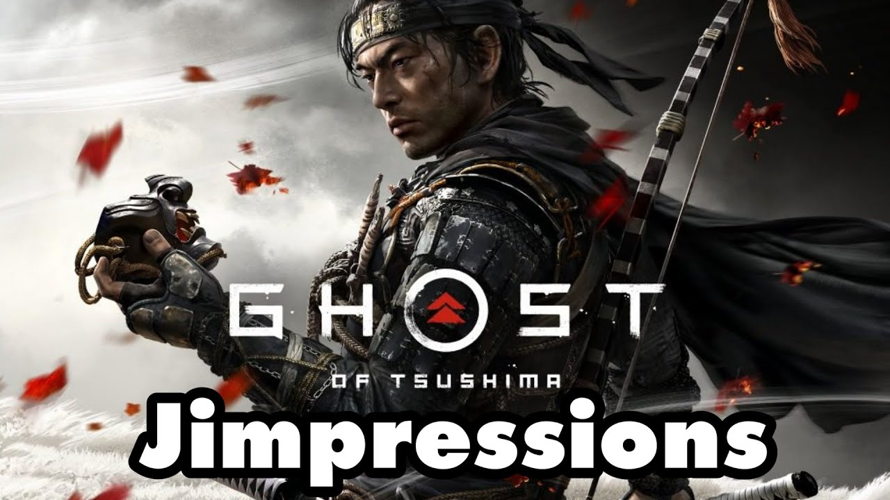 Ghost of Tsushima - Serious Samurai (Jimpressions)