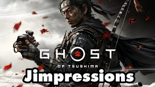 Ghost of Tsushima - Serious Samurai (Jimpressions) (Video Game Video Review)