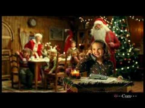 Enya We Wish You A Merry Christmas In Slovakia T Com Ad YouTube