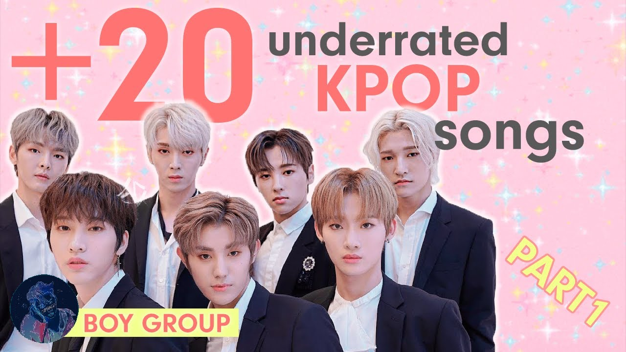 MOST UNDERRATED KPOP SONGS | BOYGROUP | PART1