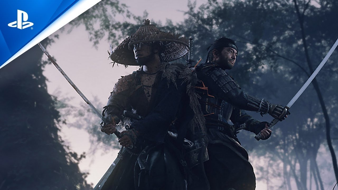 Download Ghost of Tsushima - Combat Overview   PS4
