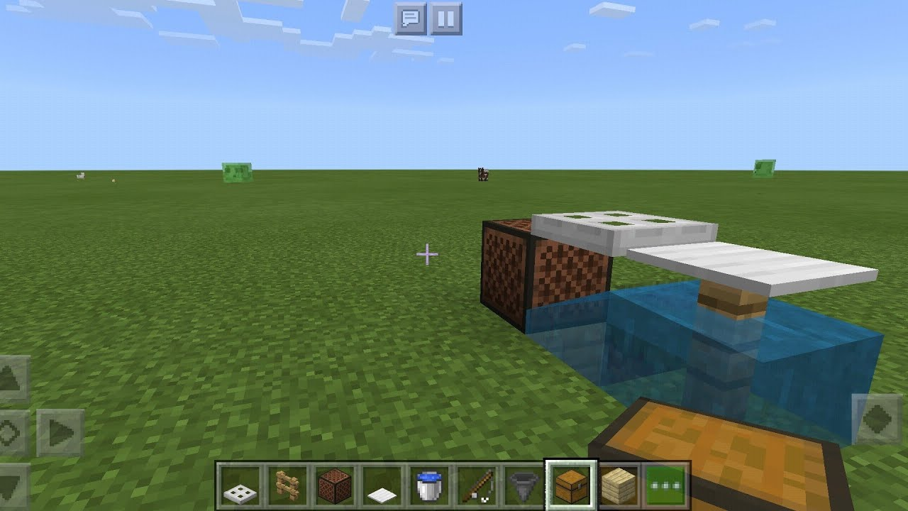 How to make a AFK Fish Farm in Minecraft - YouTube