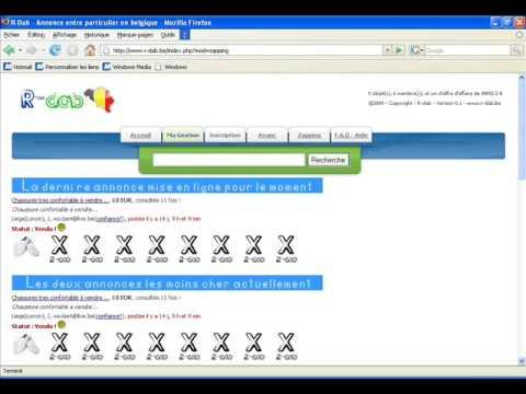 Www r annonces vente en ligne achat e commerce gratuit belgique voitur - Achat internet belgique ...