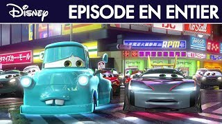 Repeat youtube video Cars Toon - Martin se la raconte : Tokyo Martin