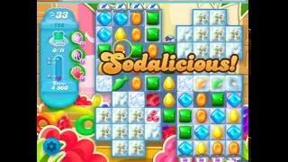 Candy Crush Soda Saga Level 726  - no boosters