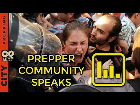 Government shutdown poll - what does the prepper community think?