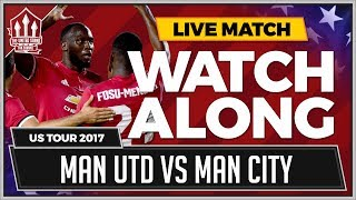 MANCHESTER UNITED VS MANCHESTER CITY | The UNITED STAND LIVE STREAM Watchalong thumbnail