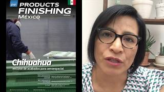VIDEO: Consulte el número de abril de Products Finishing México