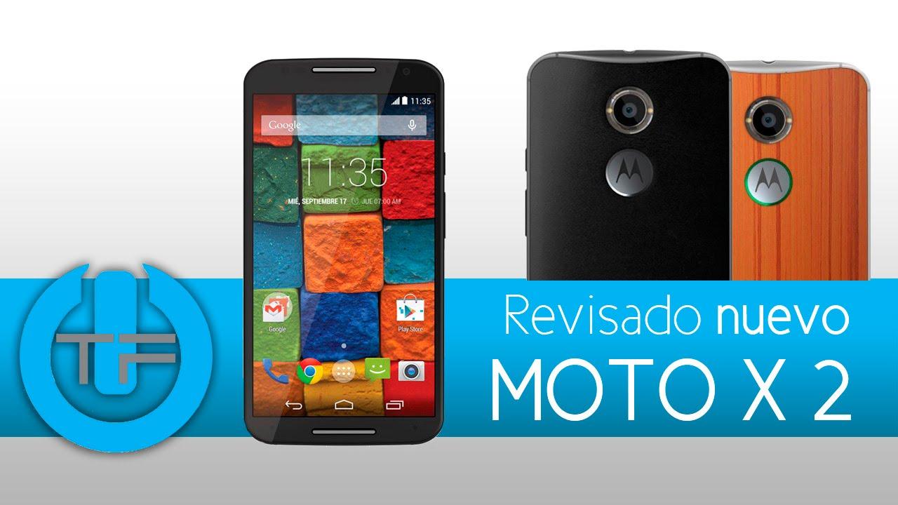 Review Motorola Moto X 2 - Análisis completo