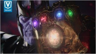 Origin Of The Infinity Stones!